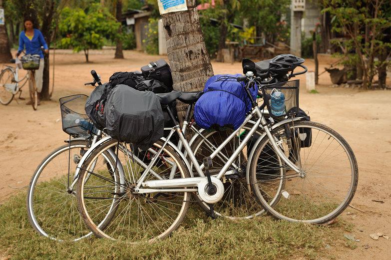 Pete & Natasha's Rented Bikes
