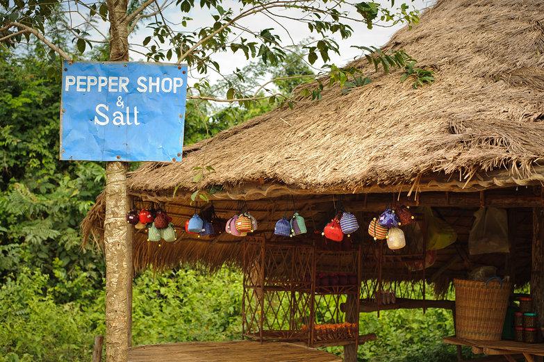 Pepper Shop & Salt