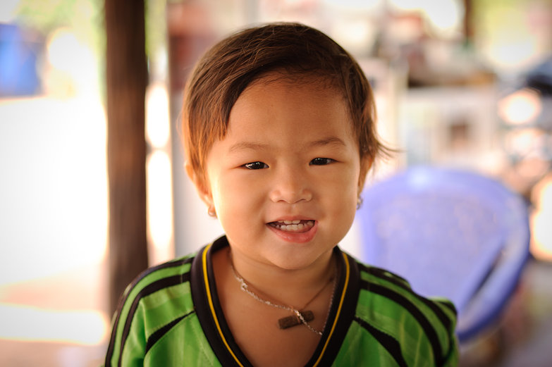 Little Vietnamese Girl