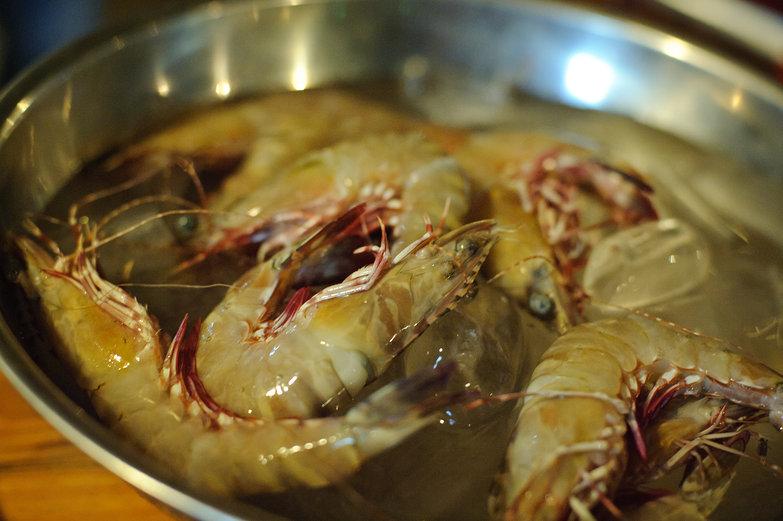 Phú Quốc Shrimp