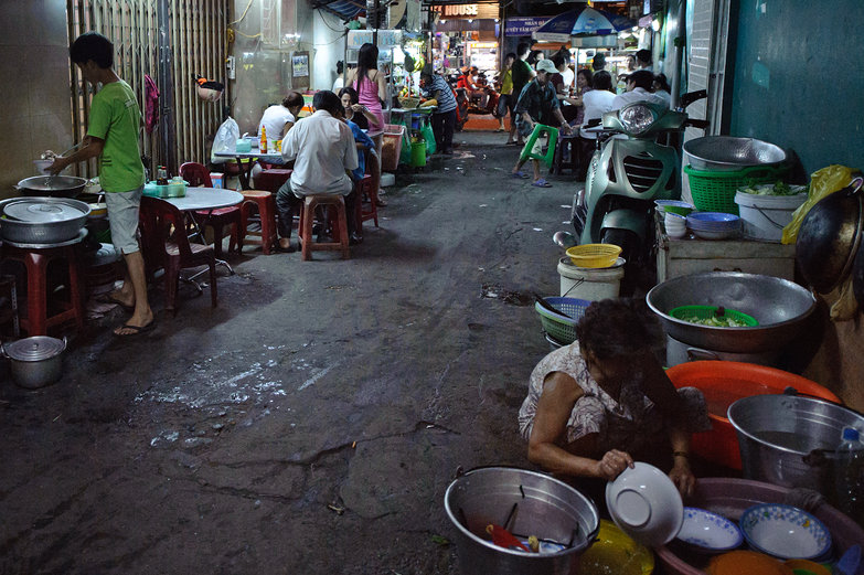 Alleyway Kitchen, Ho Chi Minh City
