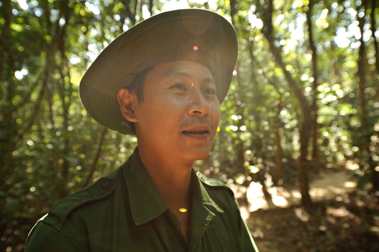 Our Guide to the Cu Chi Tunnels