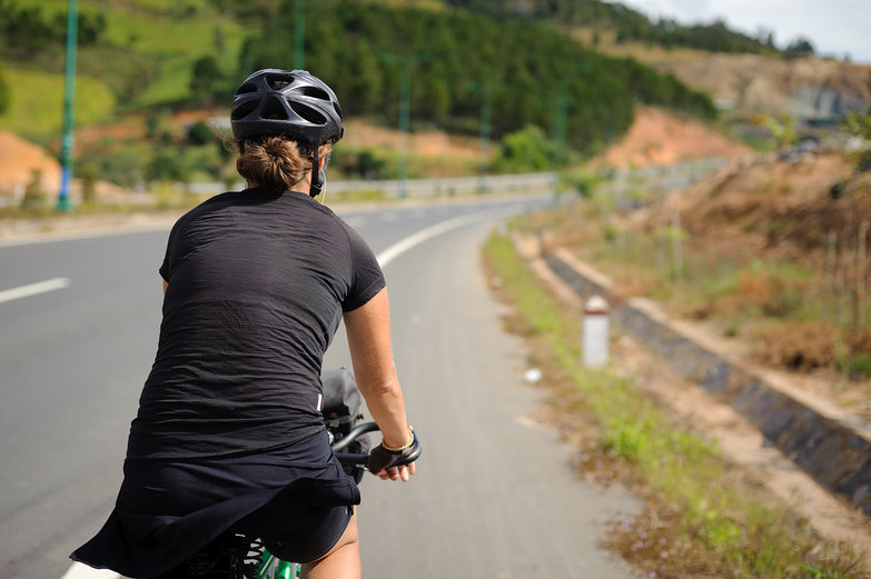 Tara Cycling in Vietnam