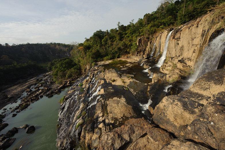 Pongour Falls, Vietnam