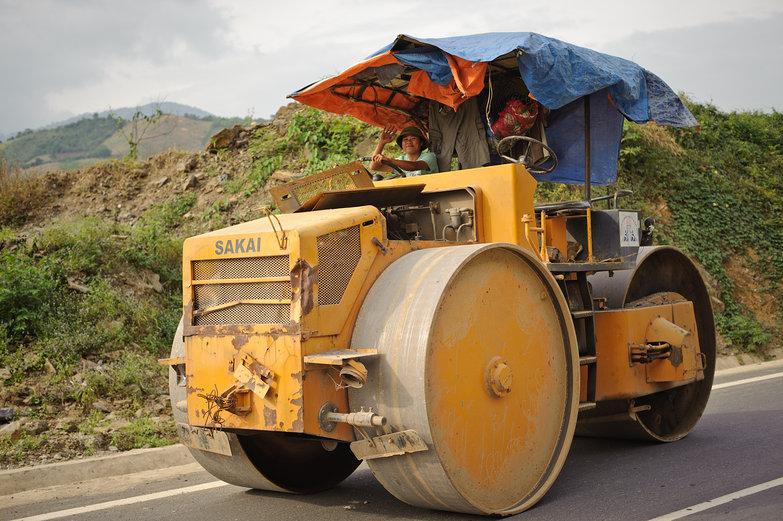 Vietnamese Steamroller