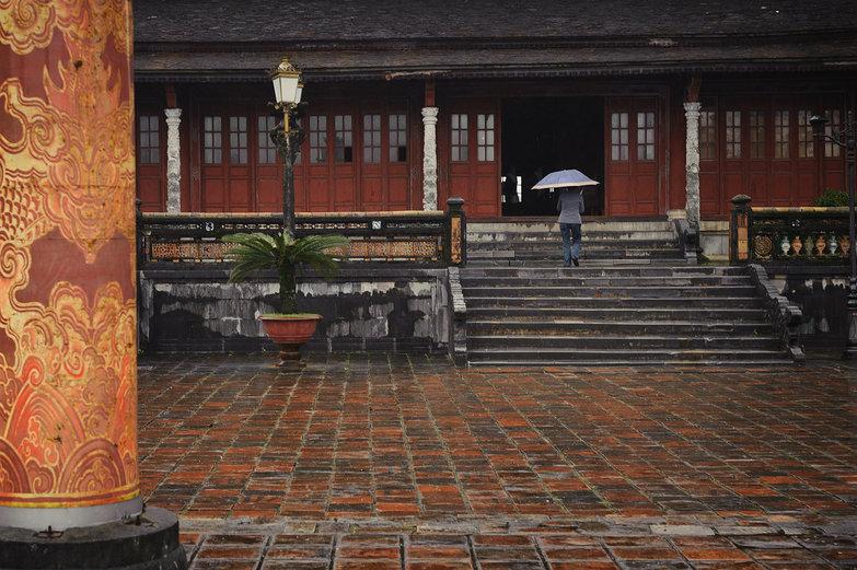 Huế Imperial City, Thai Hoi Palace