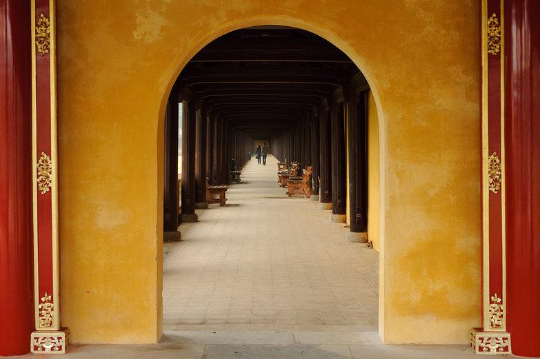Huế Imperial City Walkway