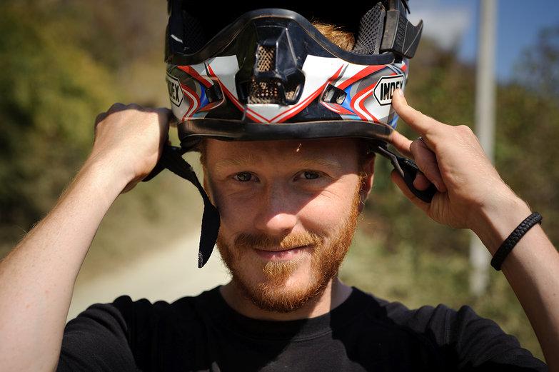 Tyler & Helmet