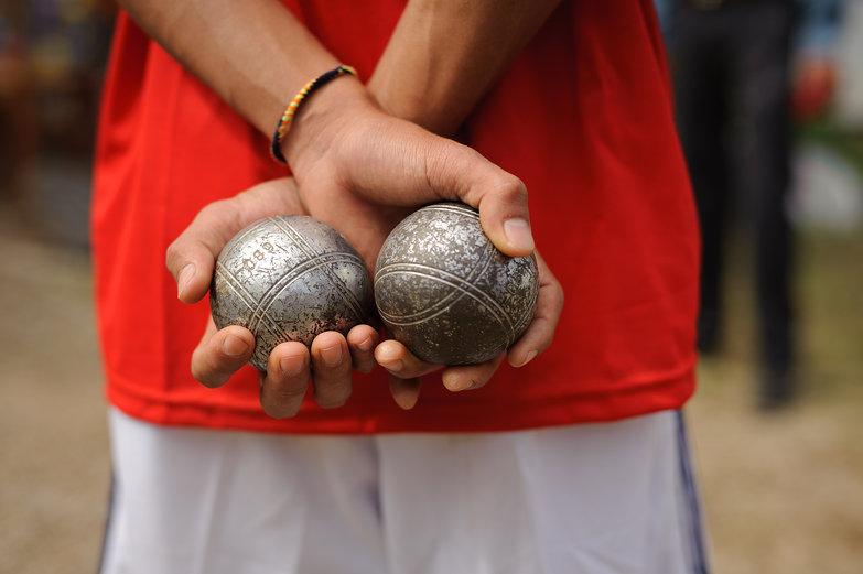 Petang Balls