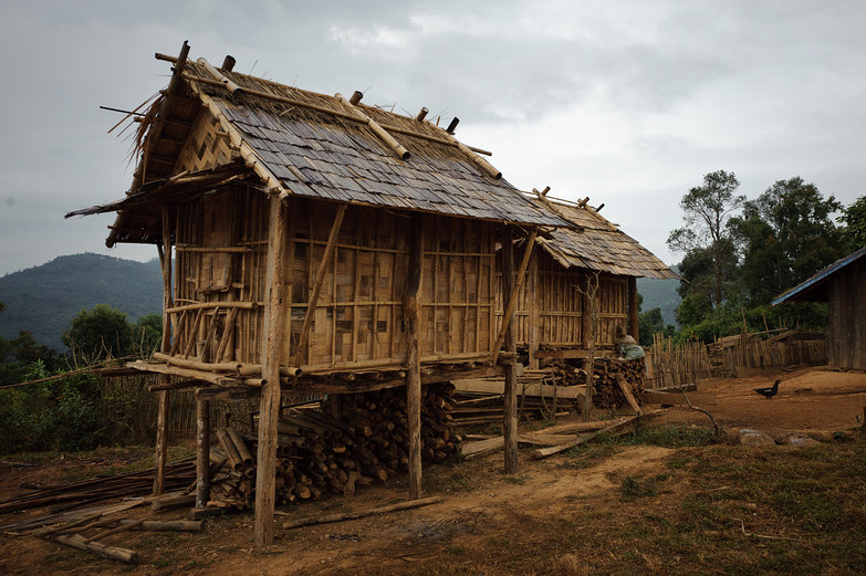 Northern Lao Homes