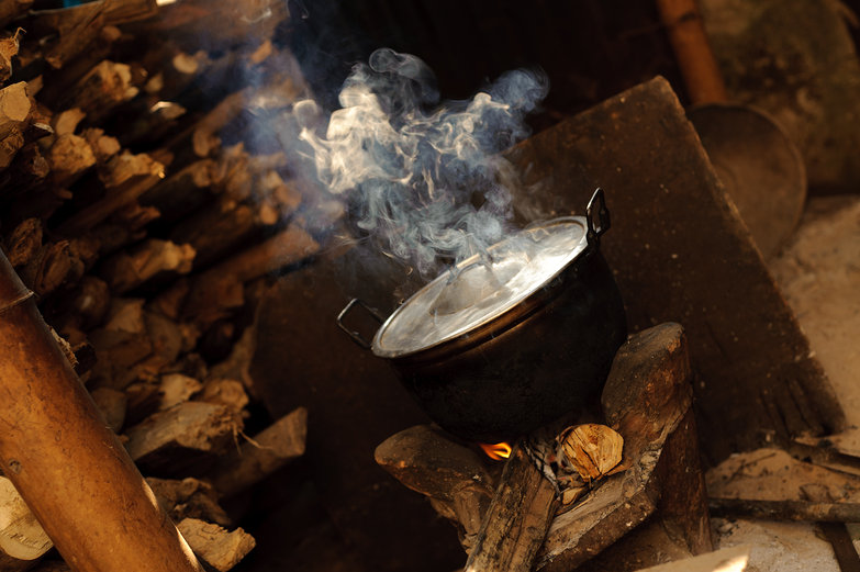 Steaming Lao Cooking