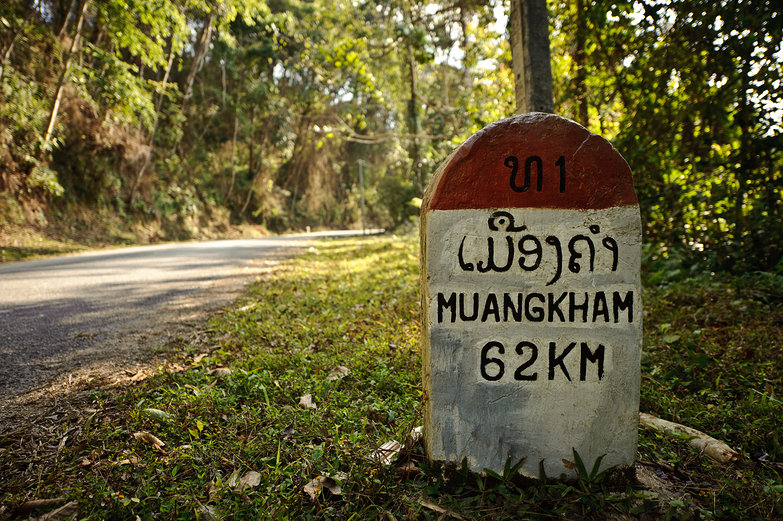 Sixty Two Kilometers to Muang Kham