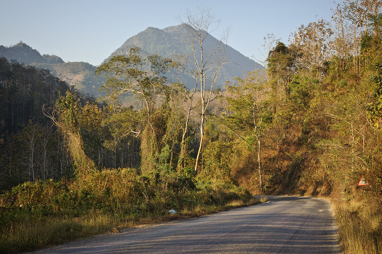 Lao Road View