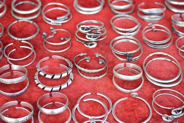 Silver Bracelets for Sale