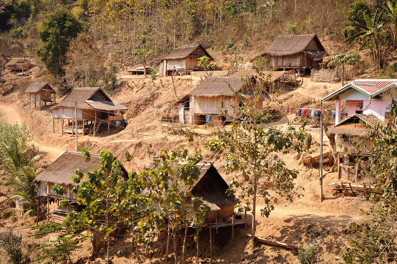 Lao Mountain Homes