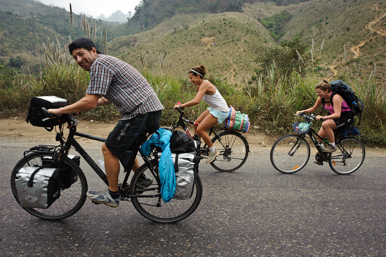 French-Speaking Cycle Tourists