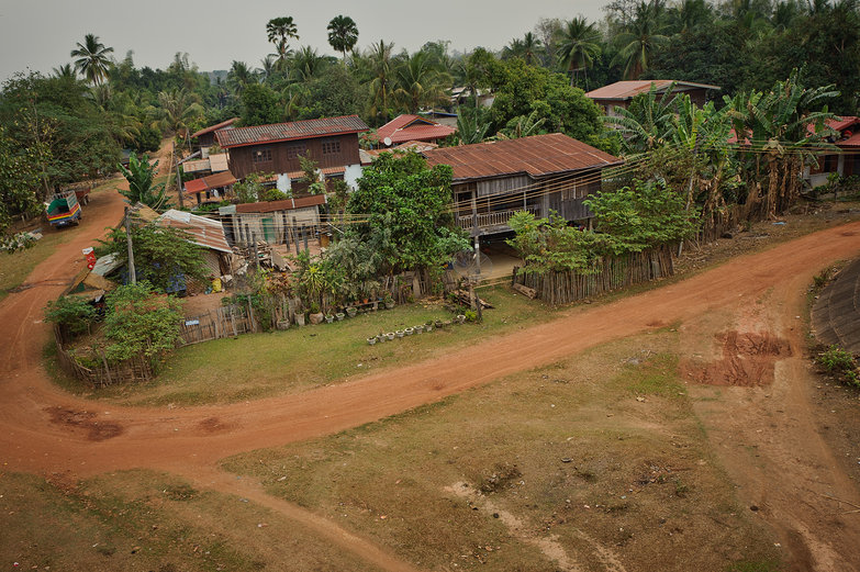 Lao Village View