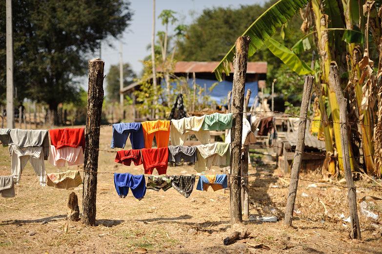 Lao Laundry
