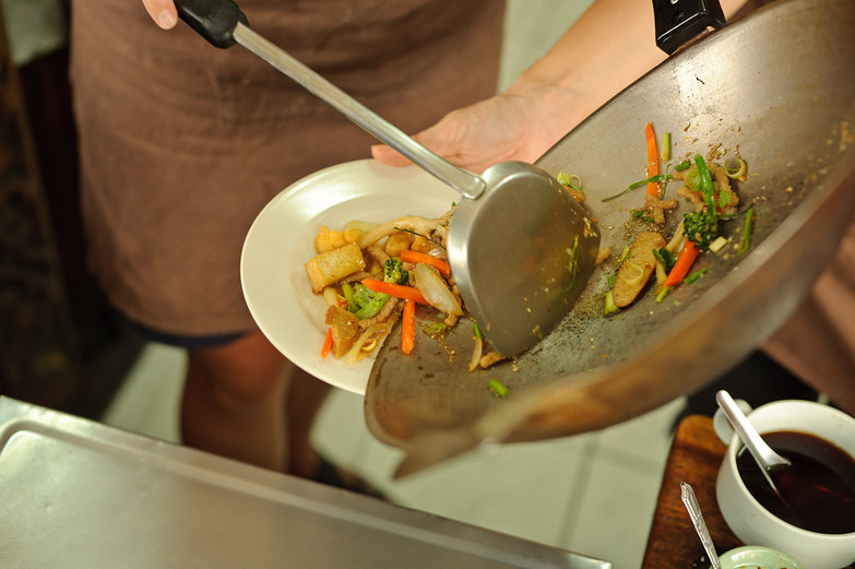 Isaan Vegetable Stir-Fry