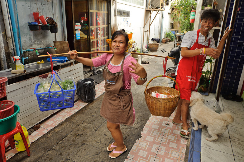 Carrying Baskets