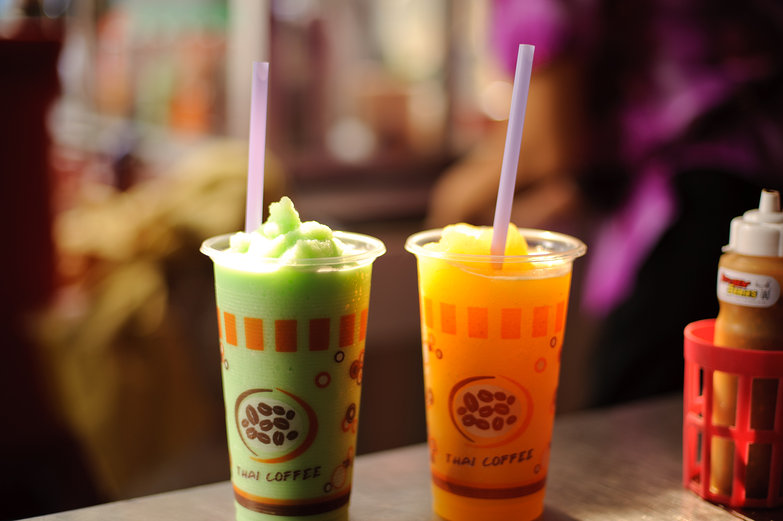 Mango & Orange Shake