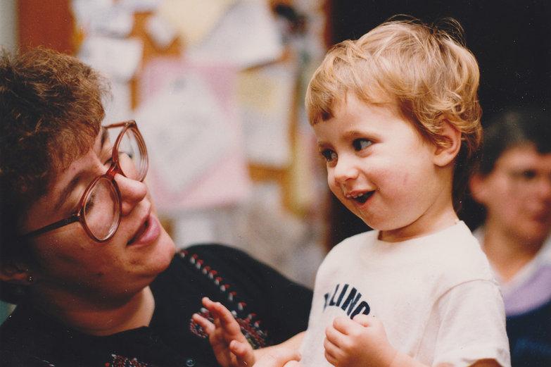 Aunt Rhonda & Tara