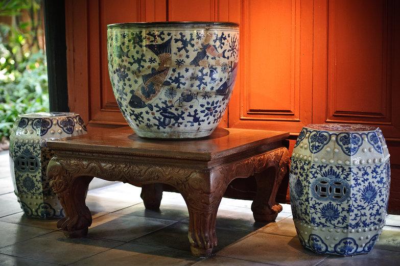 Jim Thompson's Urns & Garden Seats