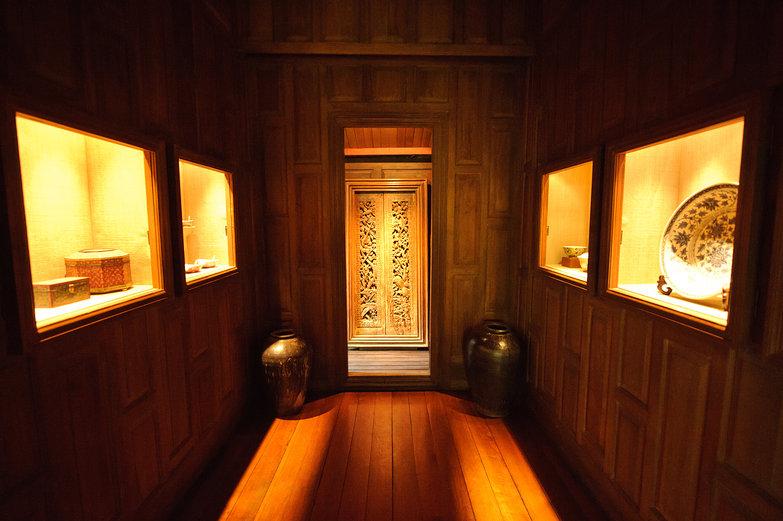 Jim Thompson House Room