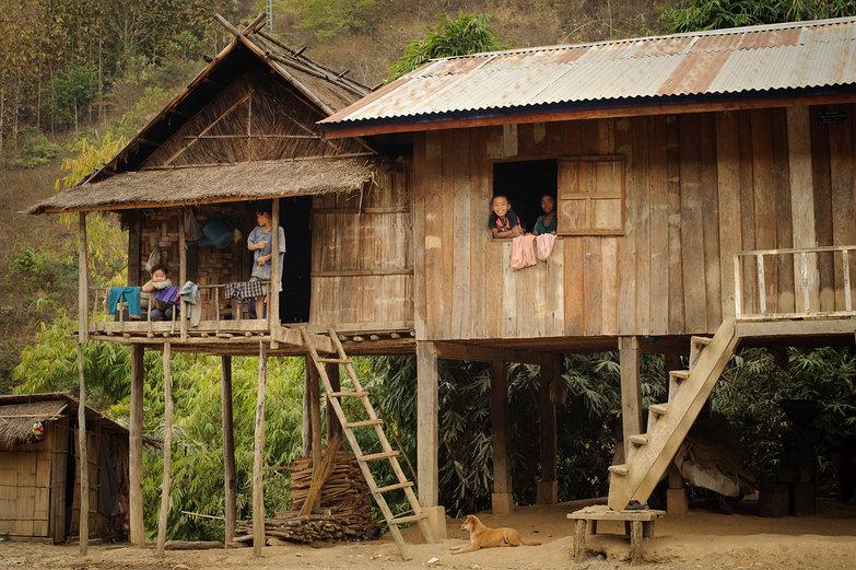 Lao Mountain House