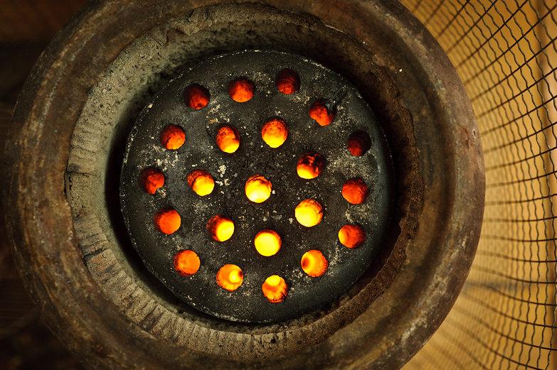 Korean Coal-Fired Heater