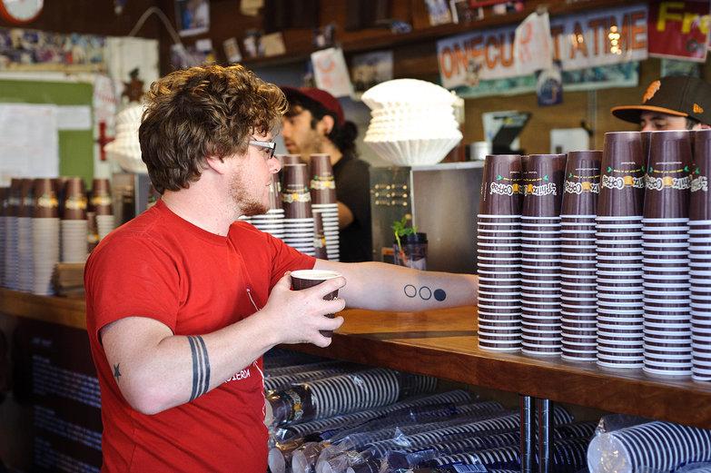 Max Buying Philz Coffee