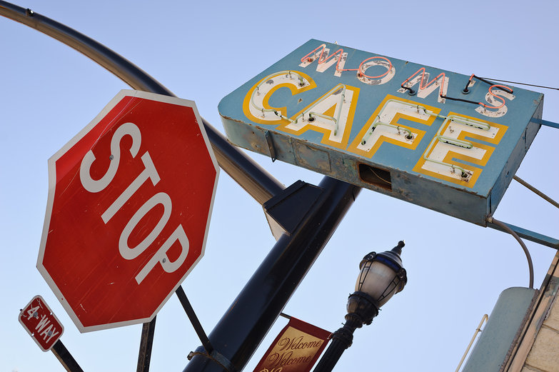 Mom's Cafe - Salina, Utah