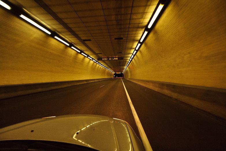 Tunnel through the Mountains