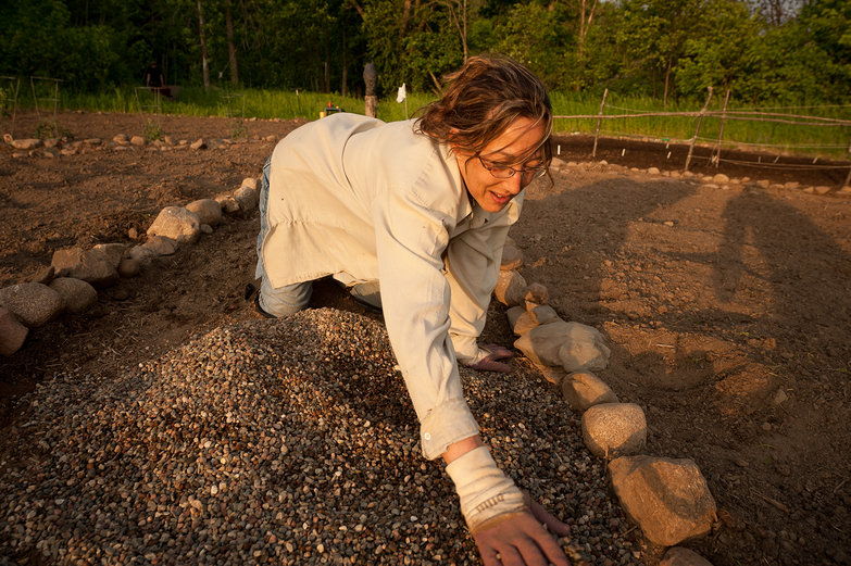 Jodi Smoothing Gravel