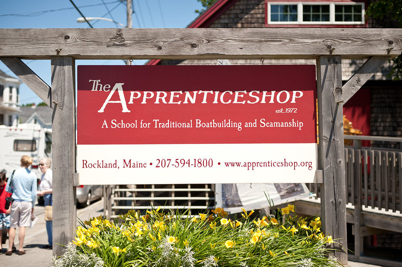 The Apprenticeshop School of Traditional Boat Building and Seamanship