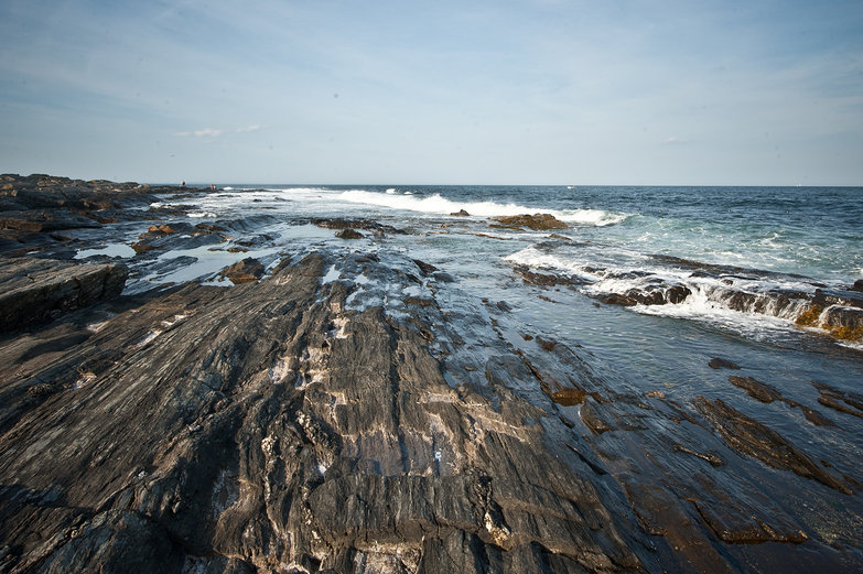 Cape Elizabeth, Maine Coastline