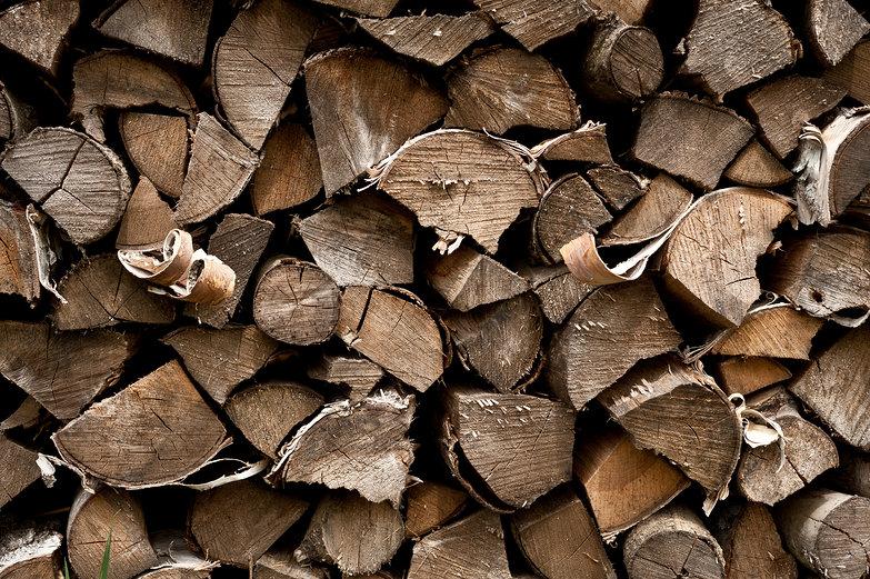 Maine Woodpile