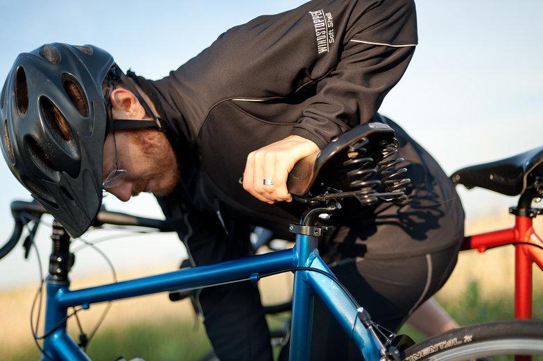 Tyler & Road Bikes