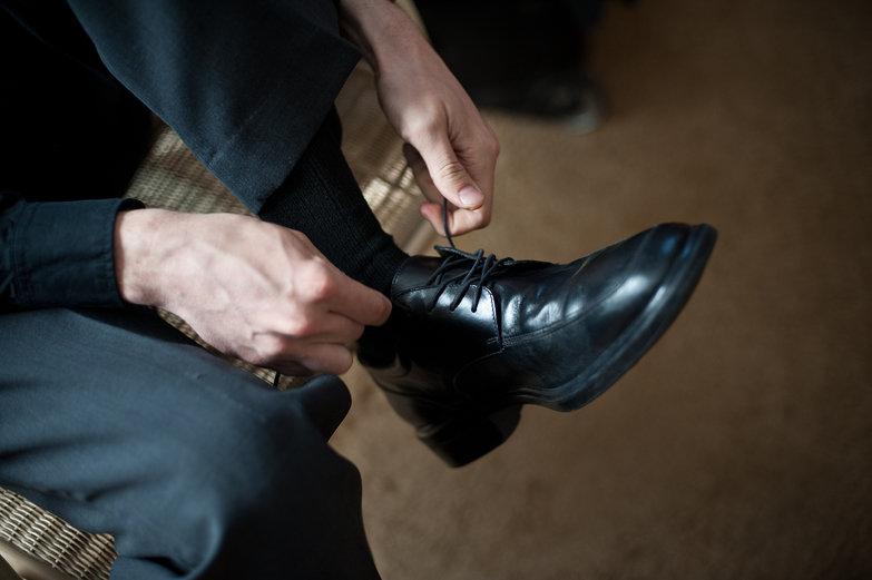Lian Tying Shoes