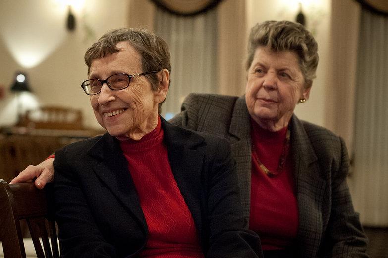 Grandma Jeanne & Aunt Betty