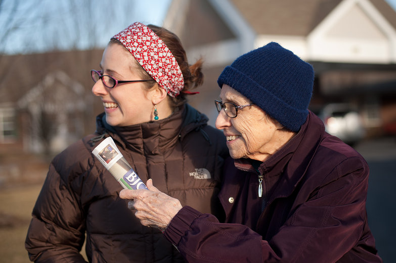 Tara & Grandma Jeanne