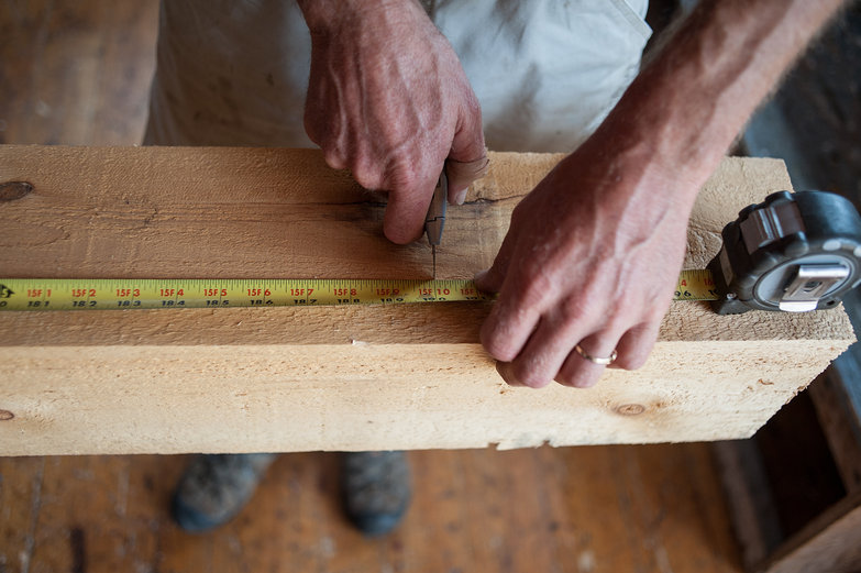 Measuring a Timber