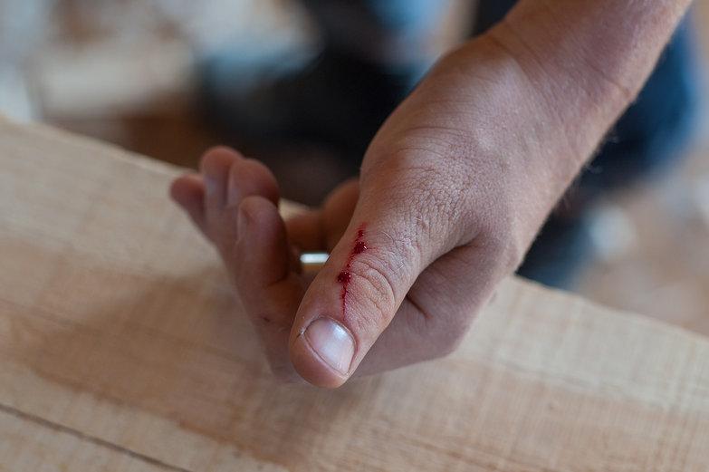 Chisel Cut