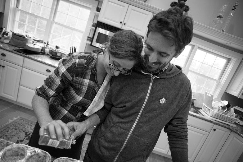 Tara & Lian Baking