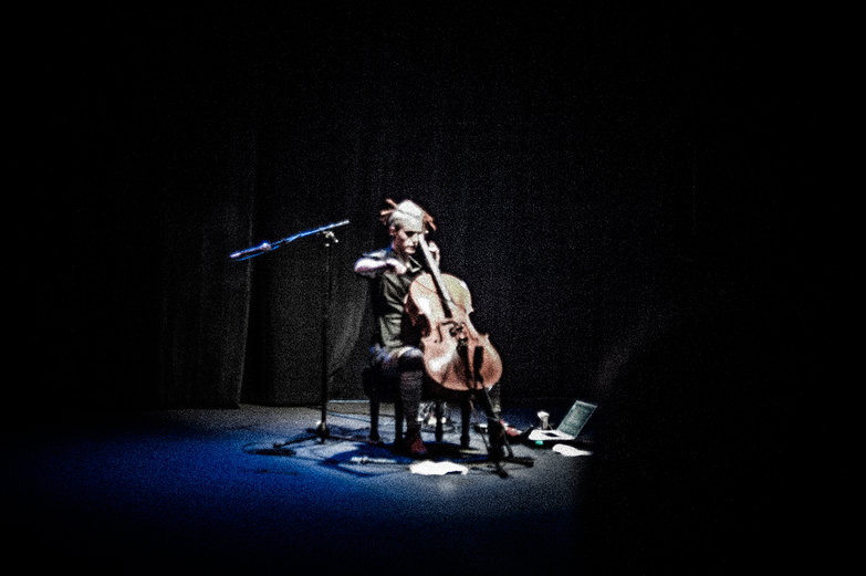 Zoë Keating Concert!