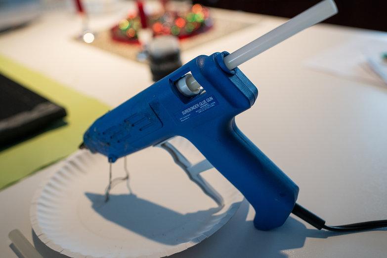 Tara's Trusty Glue Gun