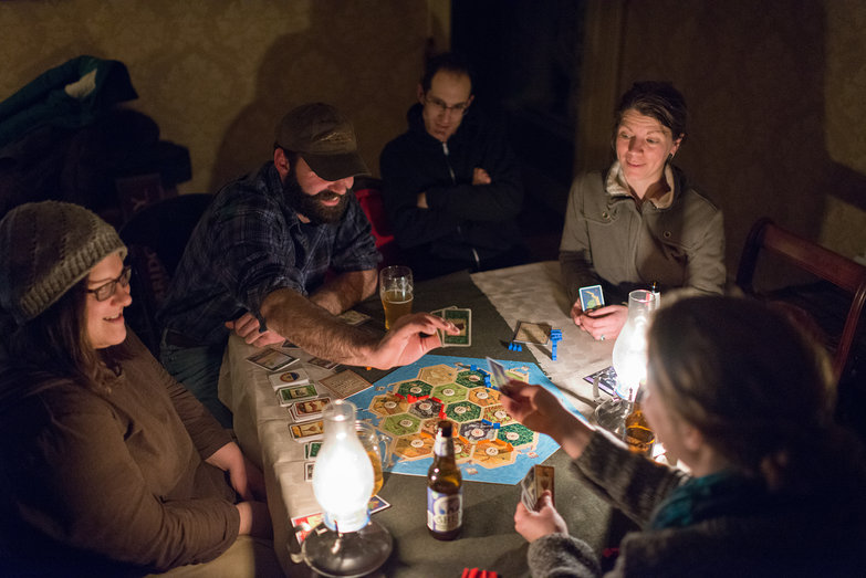 Game Night @ Cold Antler Farm