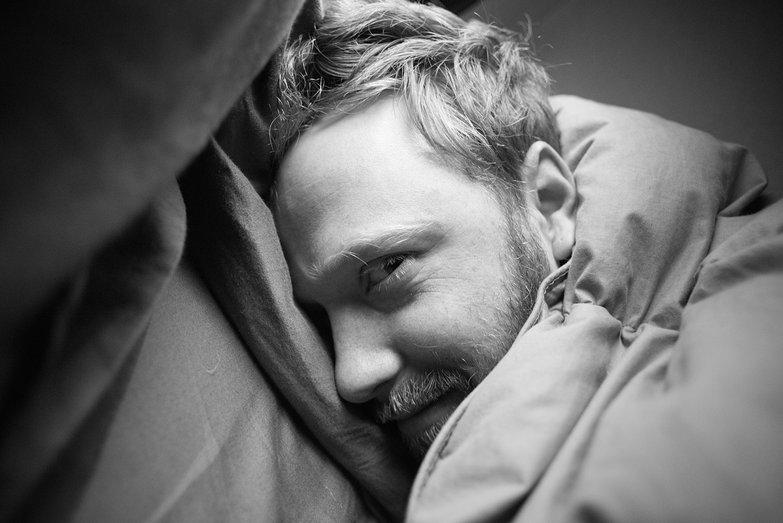 Tyler in Bed
