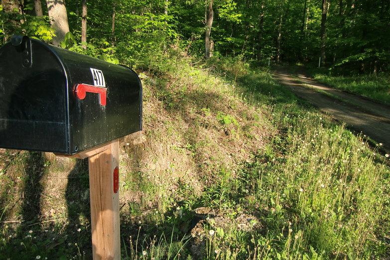 Mailbox (by David Bazinet)
