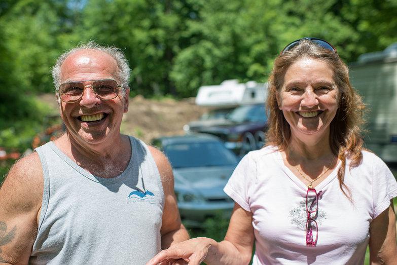 Ray & Sheila Bonetti